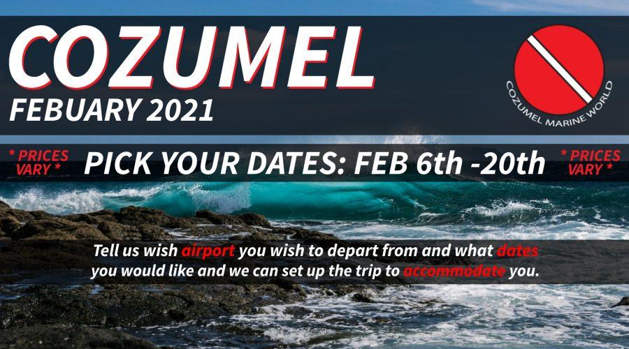 Cozumel Feb 2021 Flier